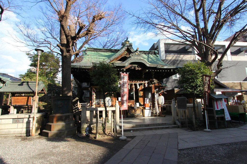 A Guide for A Walk in Negishi and Iriya Areas (16)