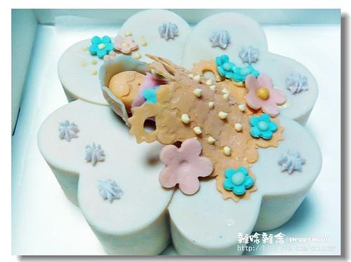 20110219 彌月蛋糕皂