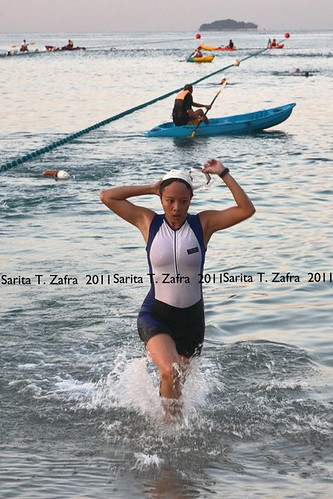 Speedo NAGT Subic: Fifth out of the Water