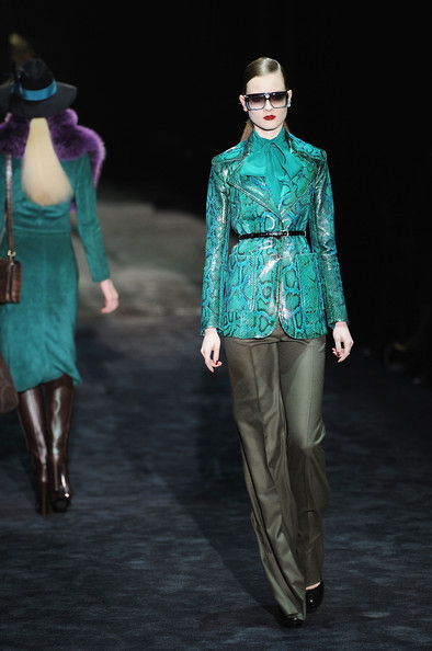 Gucci fall 2011 http://richgirllowlife.blogspot.com/