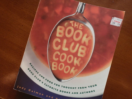 The Bookclub Cookbook