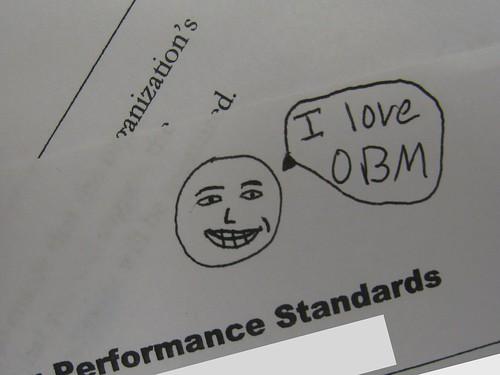 I heart OBM