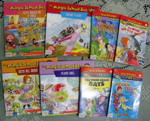 magic-school-bus, scholastic-warehouse-sale, scholastic-pasig