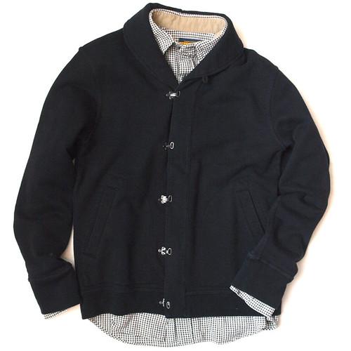 J.Crew / Vintage Fleece Deck Jacket