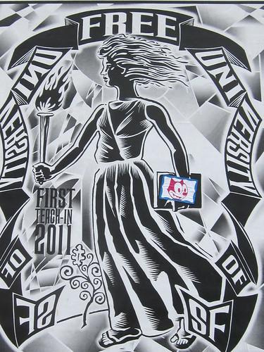 Street Art: Urban Poster