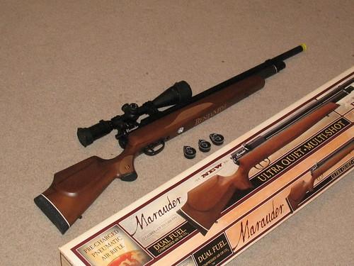 Benjamin Marauder Air Rifle by Benjamin