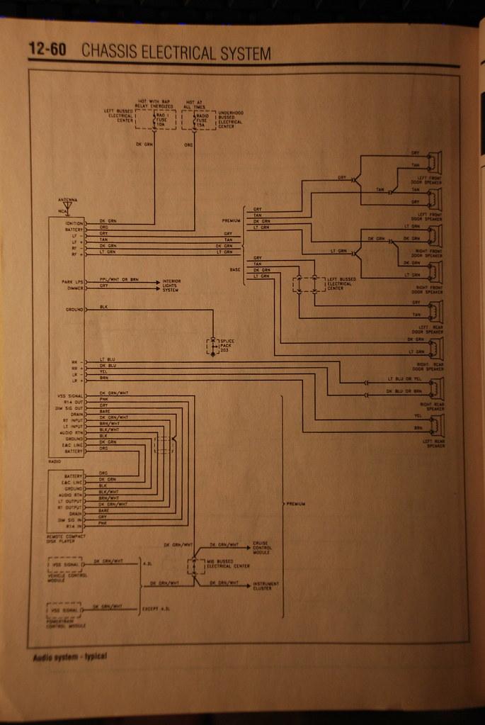 2004 Chevy Suburban Bose Radio Wiring Diagram