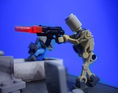 CCMG Droid (justin pyne) Tags: fiction trooper star lego space science mission fi wars clone sci 41 blaster lieutenant nar conquering pyne shaddaa