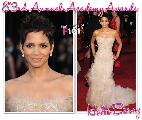Bombshell Halle Berry, who is set to present a tribute to her idol and late ...
