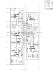 Typical Upper Floor Plan- New Build Flats
