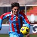 Calcio, Catania: Alvarez out per Novara