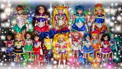 Sailor Moon World: Moon Eternal Make Up!! (possiblezen) Tags: world mars moon japan stars model doll venus mercury chibi mini luna haruka musical ami figure pluto saturn sailor jupiter neptune rei naoko uranus usagi makoto eternal bandai michiru minako hotaru takeuchi setsuna