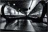 Heathrow Airport 3:36am [Explored] (Aspiriini) Tags: london airport heathrow escalator lhr heathrowairport lentokenttä horizontalescalator jonilehto baaheathrow aspiriini conveyorbeltescalator hihnakuljetin