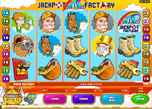 Jackpot Factory slot game online review