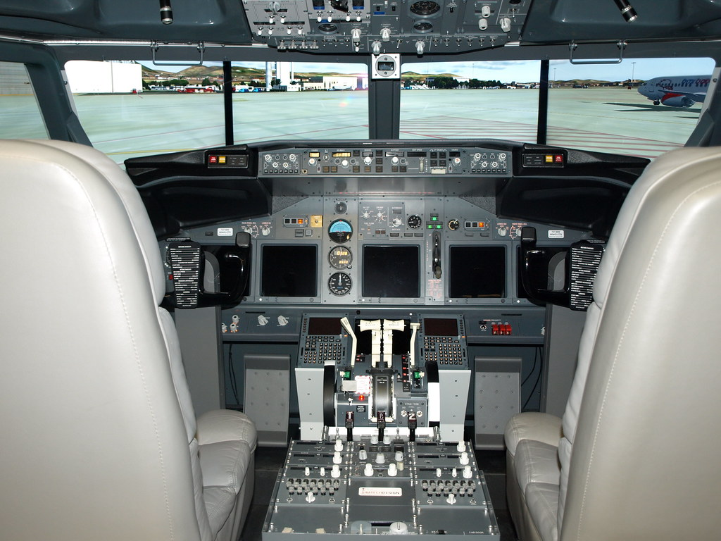 B737NG Simulador