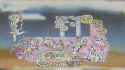Triple Sow Cow