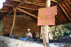 entrada del ecoparque de cinquera (César Camilo M) Tags: viaje ruta foto artesanal elsalvador aventuras suchitoto centroamerica geoturismo elsalvado iguanario cesar2mendez ilobaco cinquea