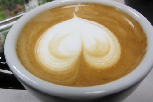 2011 Southwest Regional Barista Championship: Cappuccino
