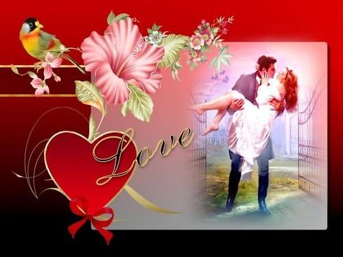 amor romantico. amor romantico