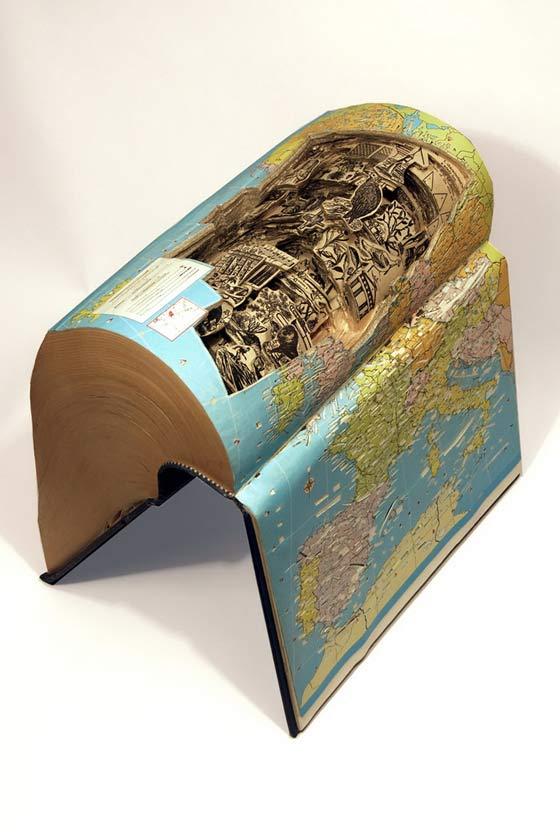 libros para hacer arte