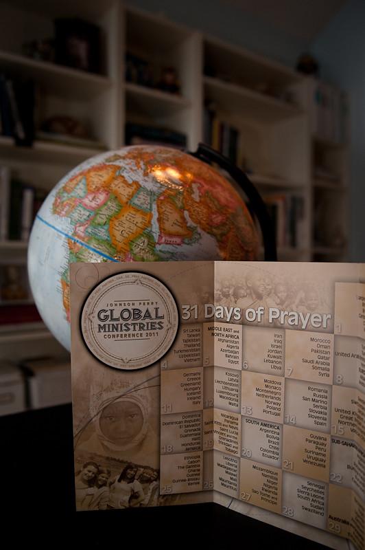 GlobePrayer
