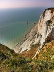 Beachy Head lighthouse Photo