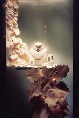 Origami-création - Didier Boursin - Vitrine Boucheron