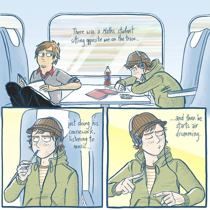 Journal Comic 8 (1/4)