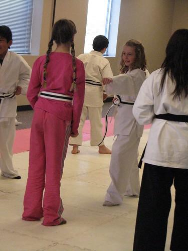karate class 2