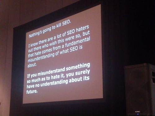SMX West 2011 Keynote: State of Search