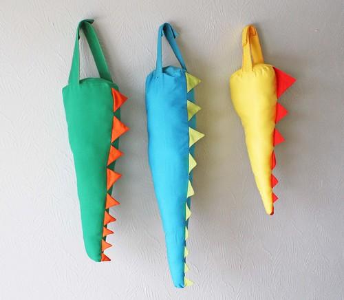 Dino Tails