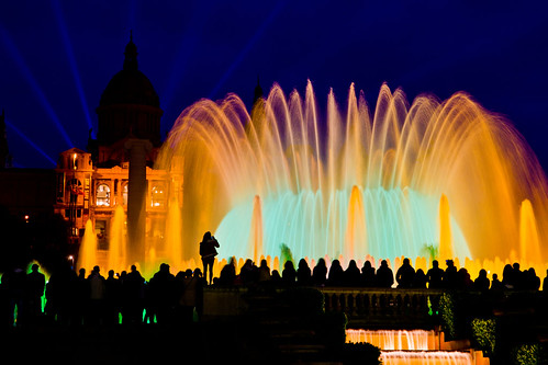 Magic Fountain of Montjuïc - 5