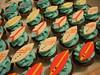 Mini Pranchas (Confetti & Cupcakes) Tags: praia mar cupcakes lembrança surf mini confetti drika surfista prancha novaes gostosos decorados
