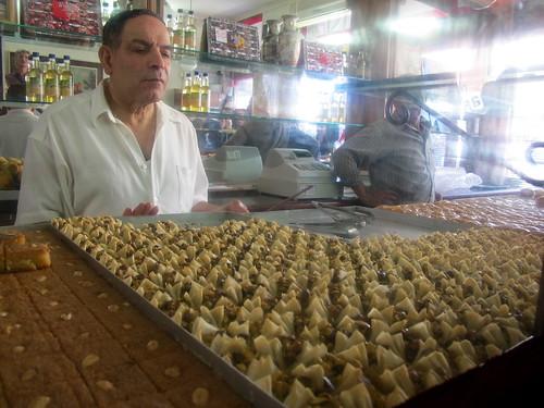 Lebanese bakery