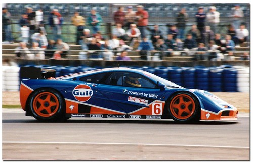 raphanel / owen-jones gulf racing/gtc motorsport mclaren f1 gtr. bpr