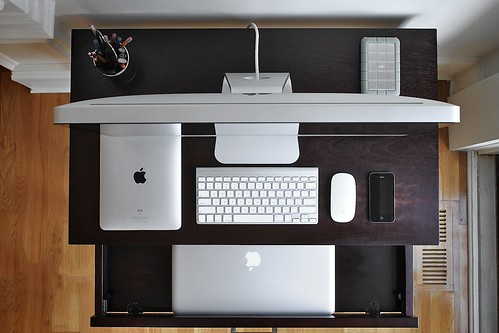 Awesome TopView   Awesome Desktop Setups