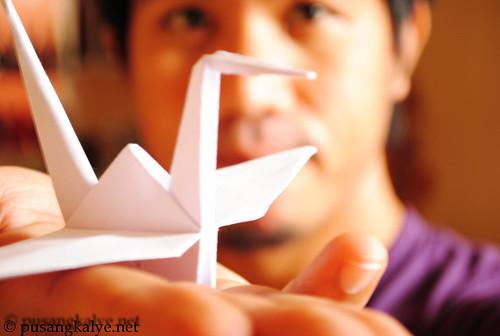 pusangkalye-papercraneFORjapan