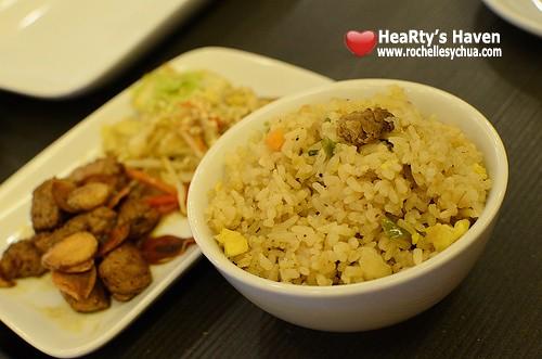 mixed fried rice bistro miyake