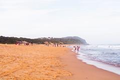 Wamberal beach (danielle kiemel) Tags: ocean sea portrait people beach water landscape sand shoreline australia shore nsw centralcoast waterscape daniellekiemel wamberalbeach