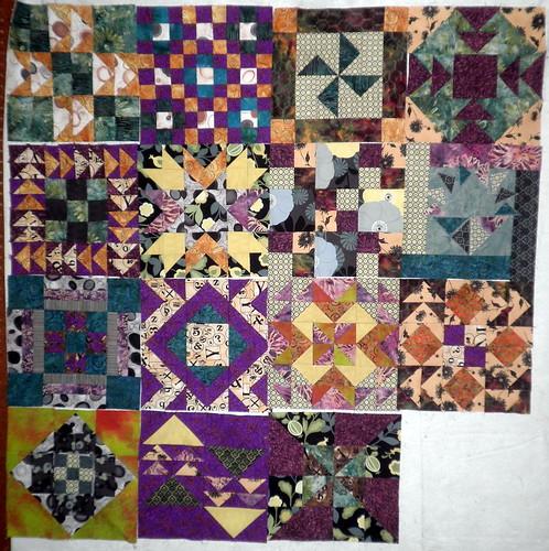 Blocks 1 - 15