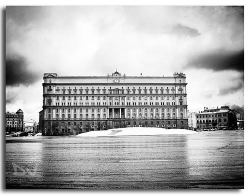 Mosc - Edificio KGB