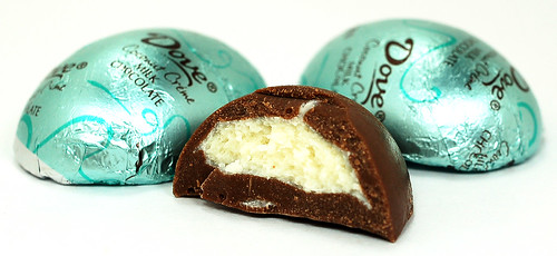 Dove Coconut Creme Egg