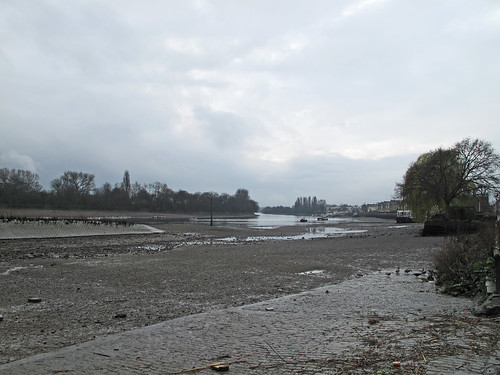 Thames has run dry