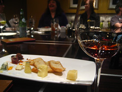 Cheese and port
