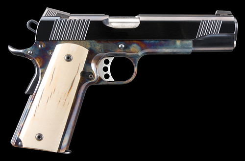 Model 1911 Color Case Hardened