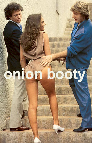 Onion booty pictures