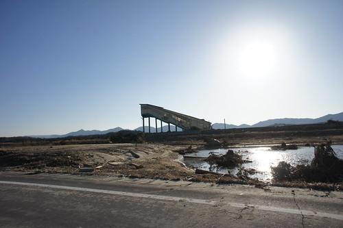 残された陸橋