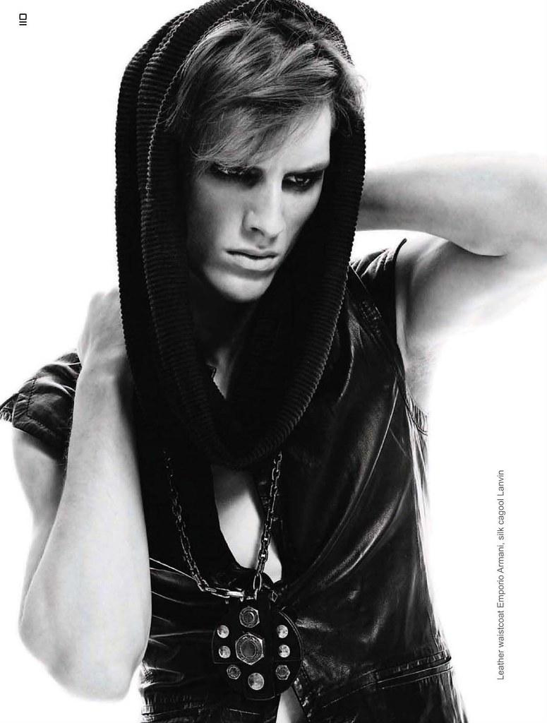 Gordon Bothe0167_Collezioni Uomo SS11_Ph Mario Gomez(Homme Model)