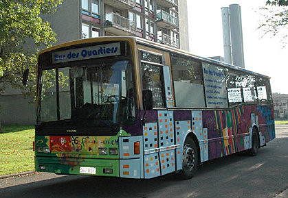 Le bus des quarties