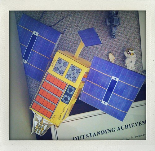 spacecraft paper models to build - photo #47